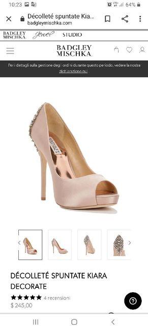 Aiutoooo! 🙏🏼 Consigli scarpe e gioielli 👰🏽✨ 8