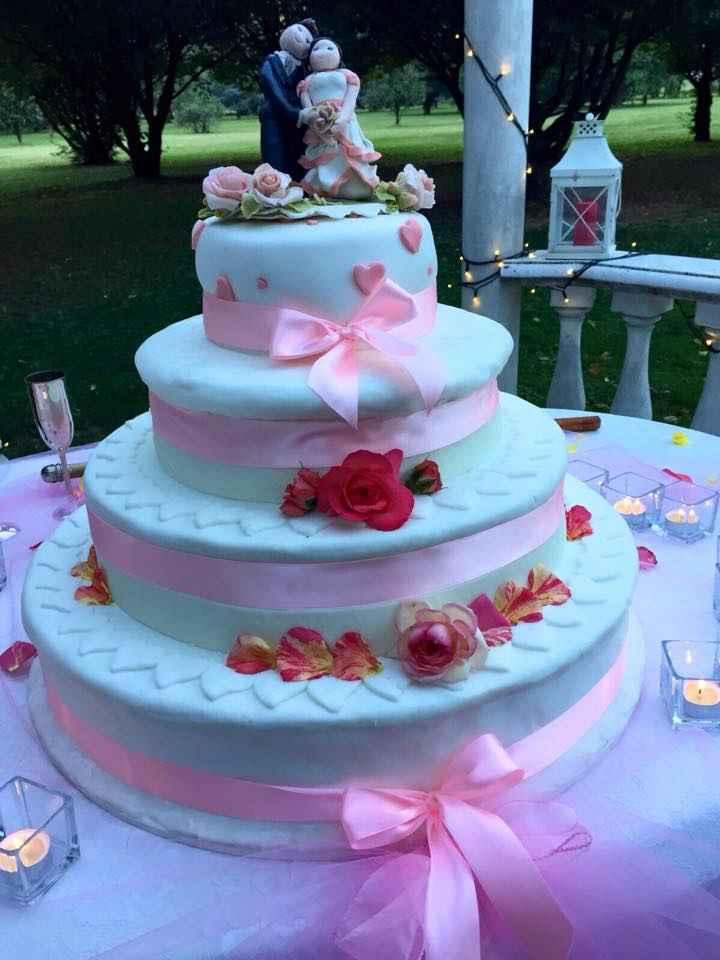 La nostra torta nuziale!!!! - 1