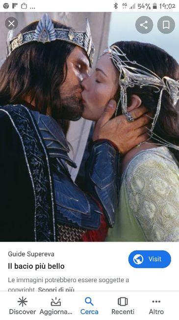 🥰😘 i baci che ci hanno fatto sognare da bambine🥰😘 10