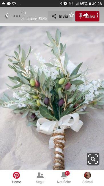 Quante di voi avranno due bouquet? e perché? 5