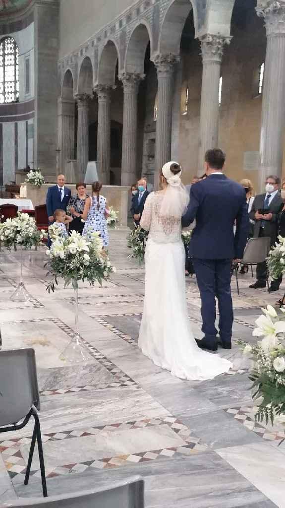 Coda abito da sposa - 1