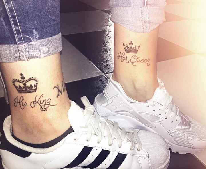 Sfoggiate i tatoo di coppia! - 2