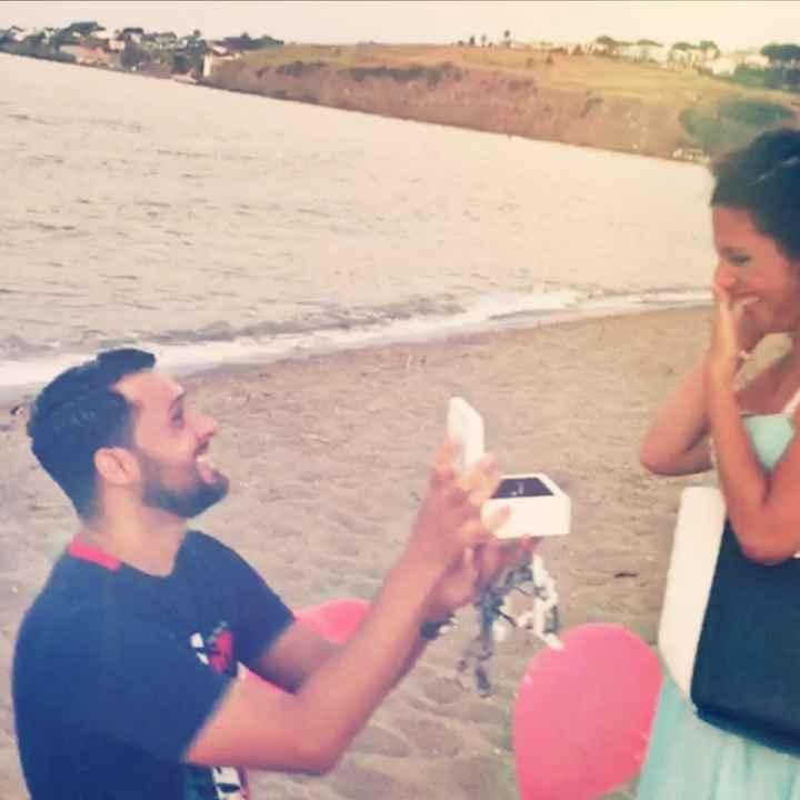 La proposta di matrimonio è stata... - 1