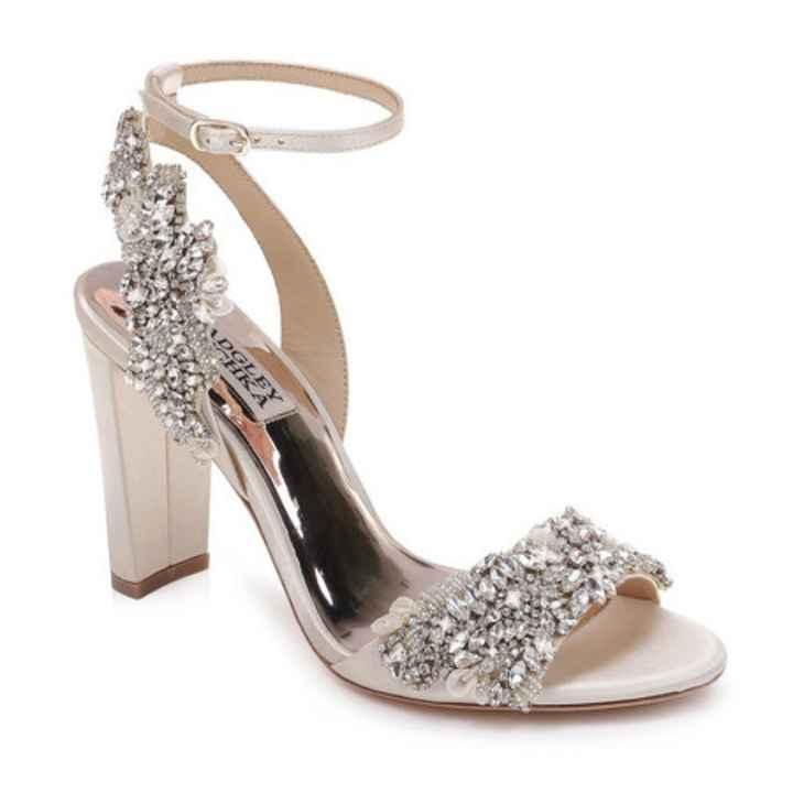 Le mie scarpe da sposa saranno... - 1