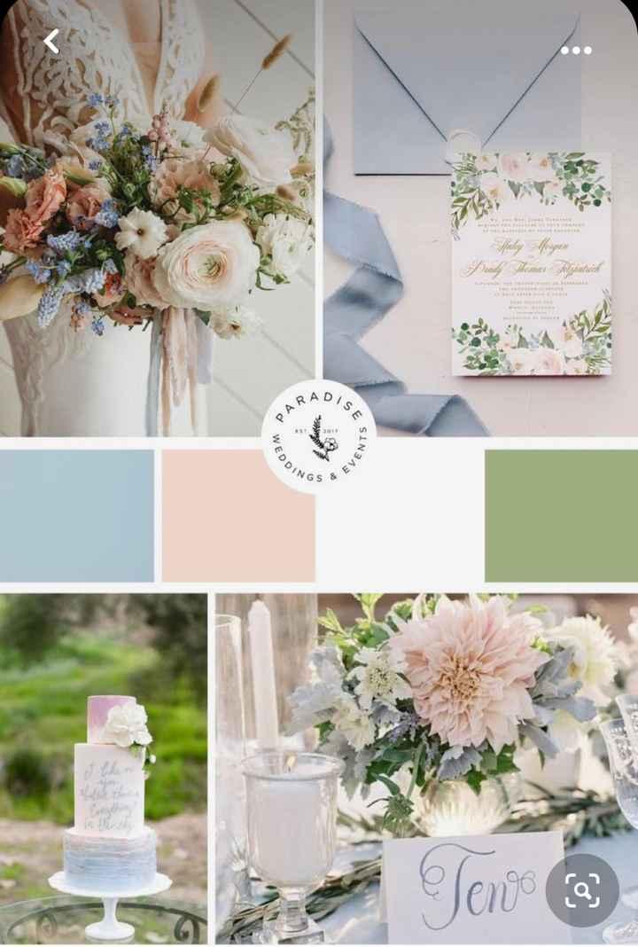 Scelta colore matrimonio: rosa o blu - 4