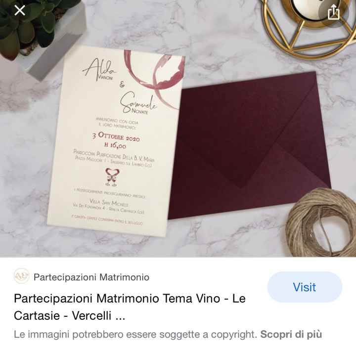 Ragazze/i Matrimonio tema vino, quale paetecipazione vi piave di piu? - 1