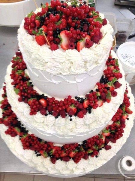 Wedding cake preferite il gusto o l 39 estetica pagina for Piani di fattoria americana