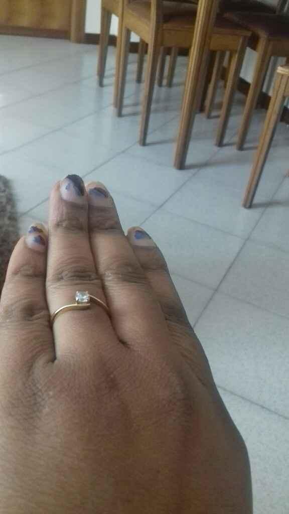 Il mio anello di fidanzamento preferito - 1