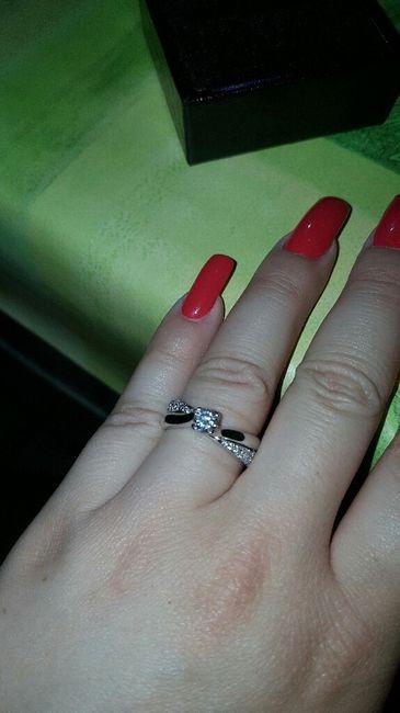 Anello di fidanzamento - 1
