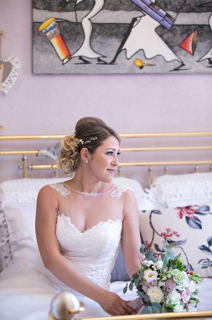 Foto della Camera da letto il giorno delle nozze 31