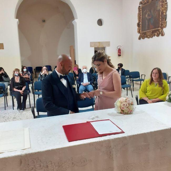 14 maggio, il nostro matrimonio civile 3