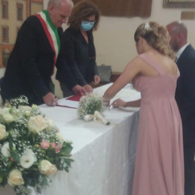 14 maggio, il nostro matrimonio civile 4