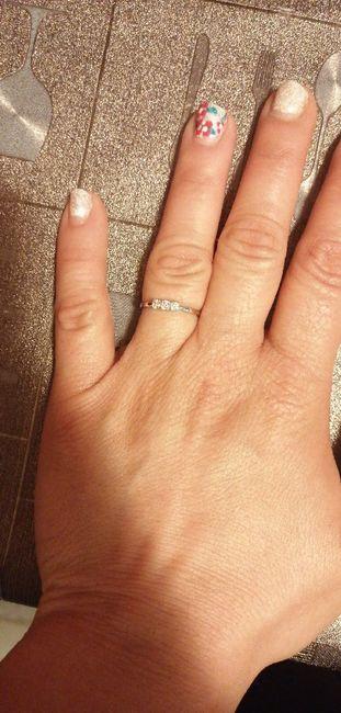 Anello di fidanzamento 12