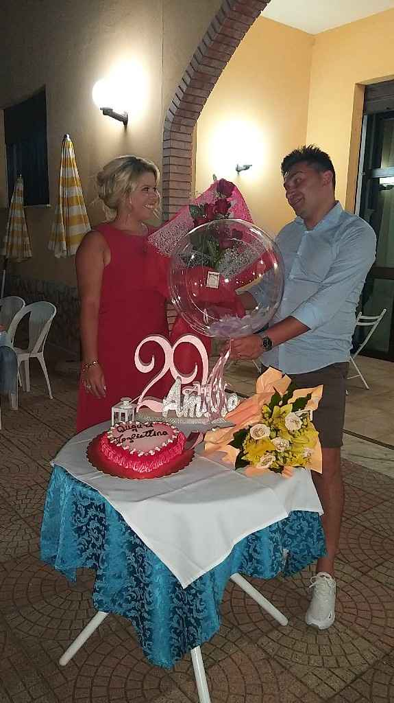 Primo compleanno da moglie !!!! - 2