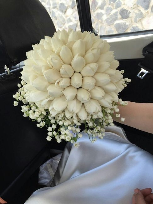 ecc8a113e0d7 Bouquet di tulipani e gli addobbi  - Organizzazione matrimonio ...