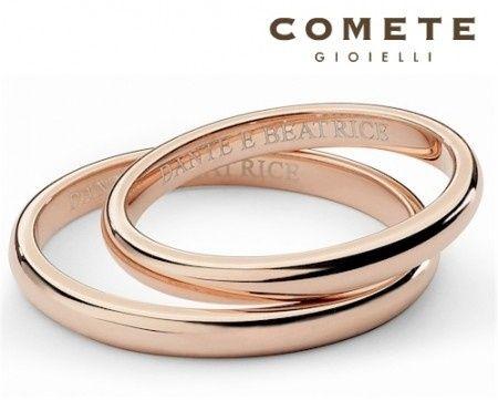 Fedi oro rosa - Foto Organizzazione matrimonio