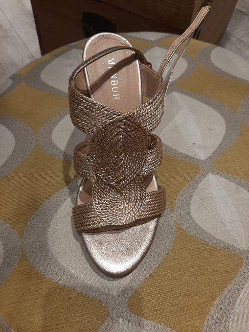 Cerco un sandalo sposa particolare - 1