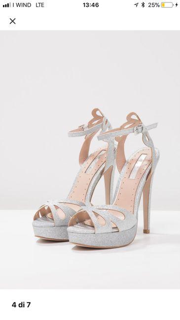 Sandalo argento 1
