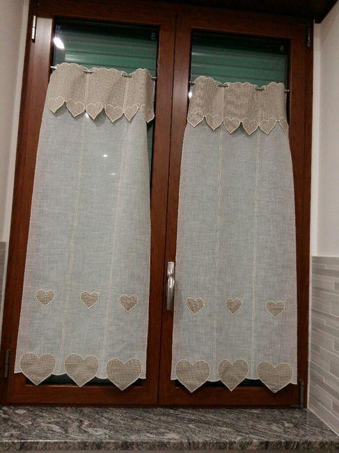 Tende corte per finestre fabulous sanderson with tende corte per finestre simple modelli di - Tende per piccole finestre ...