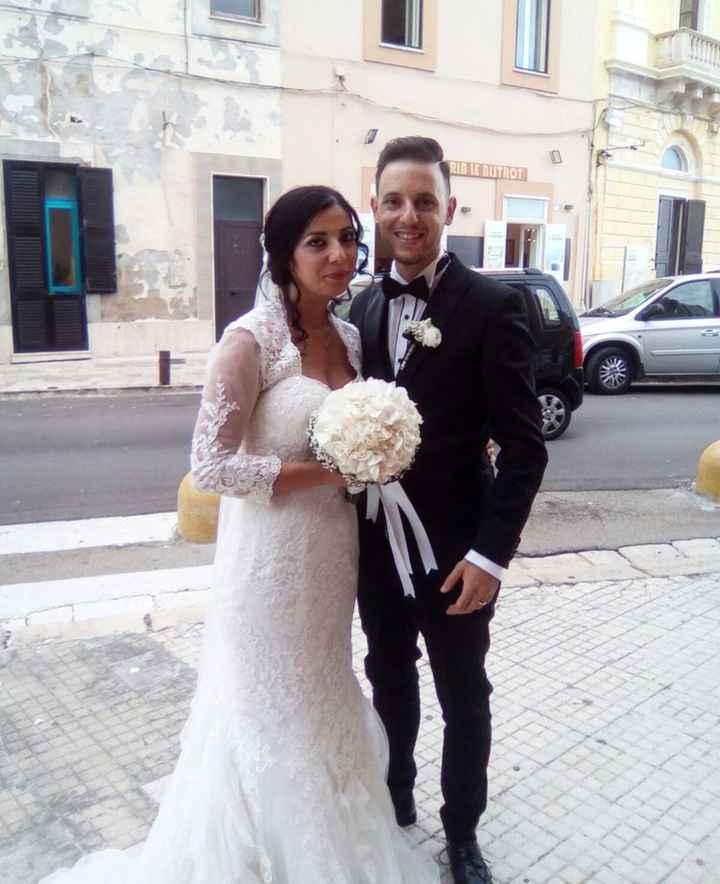Sposi che celebreranno le nozze il 16 Giugno 2018 - Puglia - 1