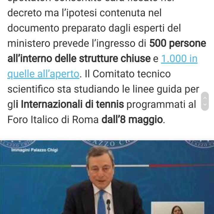 Conferenza Draghi ore 15 - 1