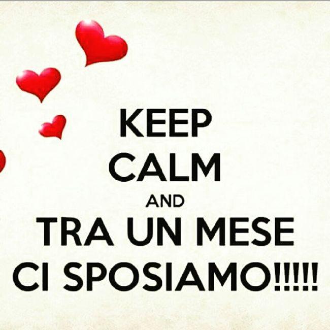 Un Mese Di Matrimonio Frasi.Keep Calm And Tra Un Mese Mi Sposo Prima Delle Nozze Forum