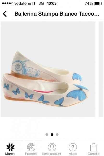 Le mie bellissime scarpe!!!