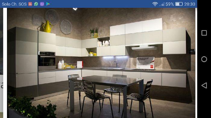 Cucina scavolini modello liberamente - 1