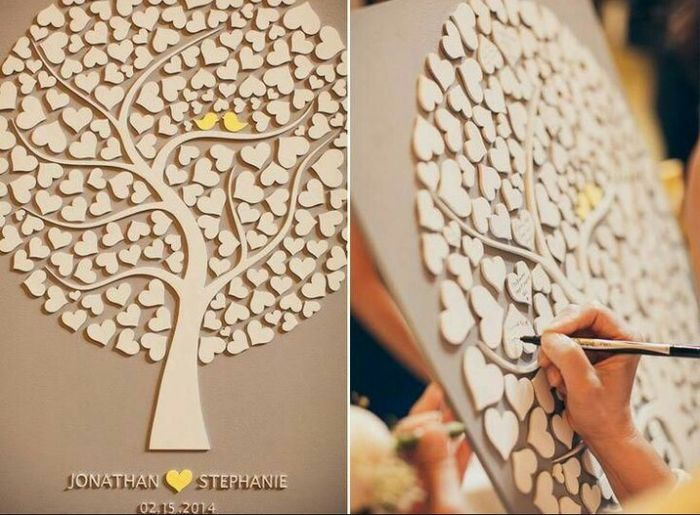 Guestbook🌳❤ - 1