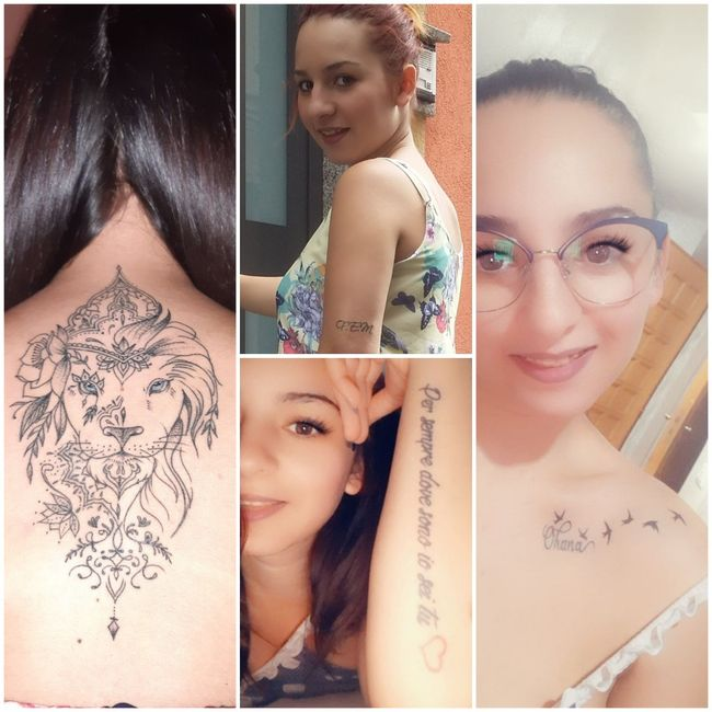 spose tatuate 😍🌺 6