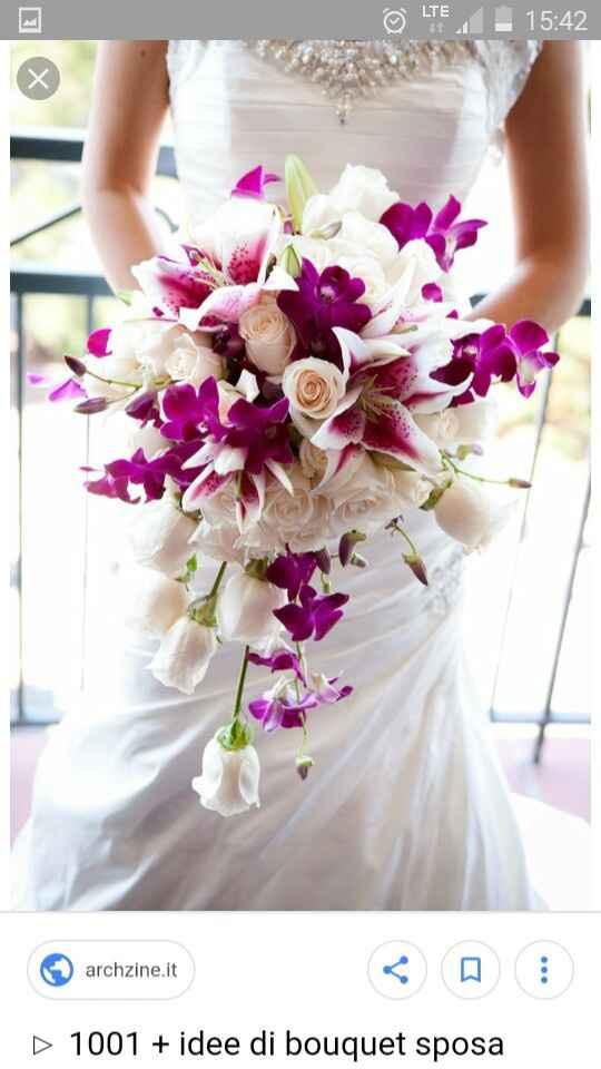 Bouquet sposa- 1 - 1