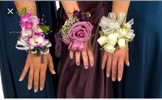 Bouquet o corsage - 2