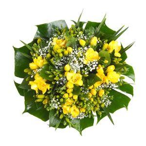 Fiori Gialli Per Bouquet.Bouquet Con Fiori Gialli Organizzazione Matrimonio Forum
