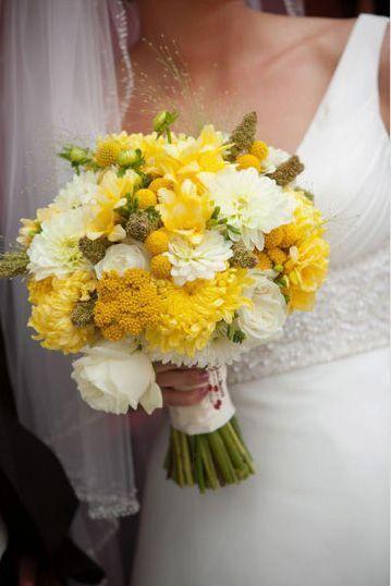 Bouquet Sposa Giallo.Bouquet Con Fiori Gialli Organizzazione Matrimonio Forum