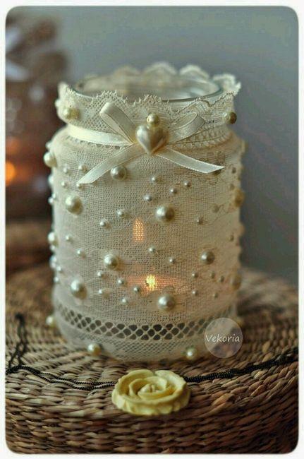 Idee fai da te shabby chic/rustic wedding - 6 - Foto