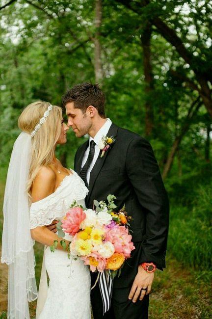 Velo e coroncina di fiori  sono compatibili  - Moda nozze - Forum ... cc9498ec126c