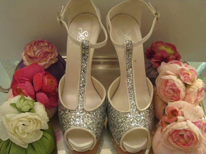 vera qualità in vendita all'ingrosso bene Oggi prova scarpe serrese ! - Moda nozze - Forum Matrimonio.com