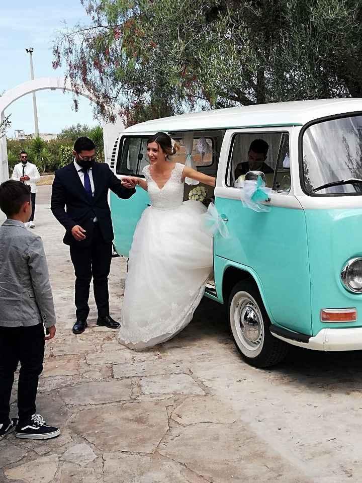 Il mio matrimonio tema Tiffany - 1