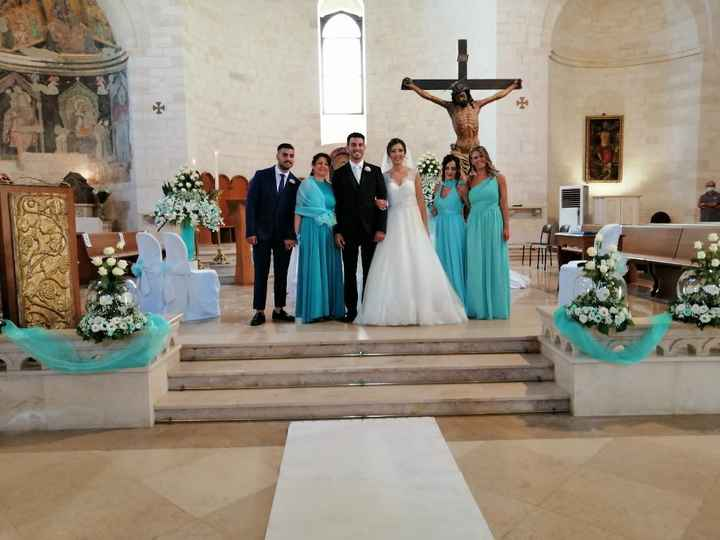 Il mio matrimonio tema Tiffany - 2