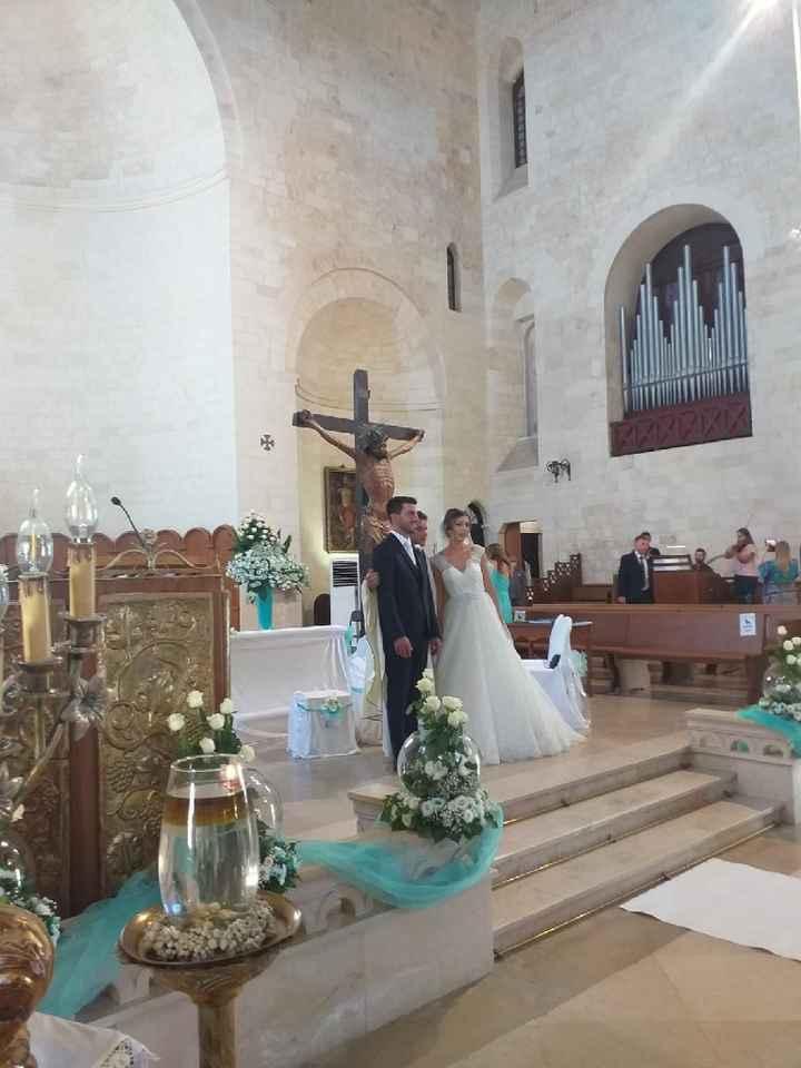 Il mio matrimonio tema Tiffany - 5