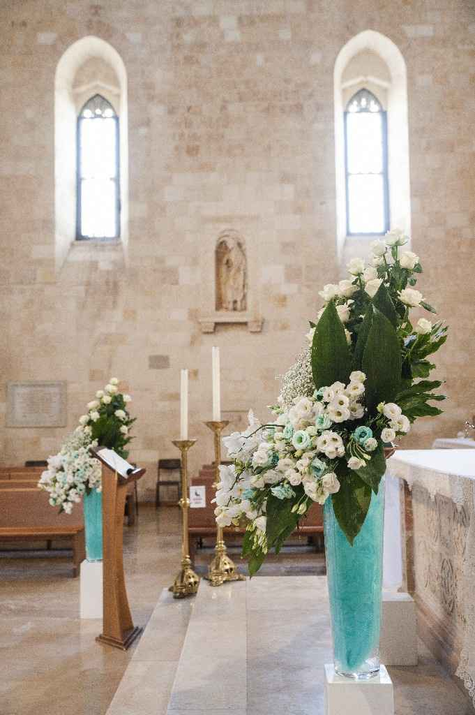 Fiori nella nostra chiesa - 3
