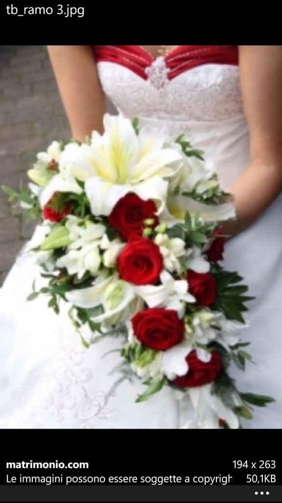 Il bouquet a cascata - 1