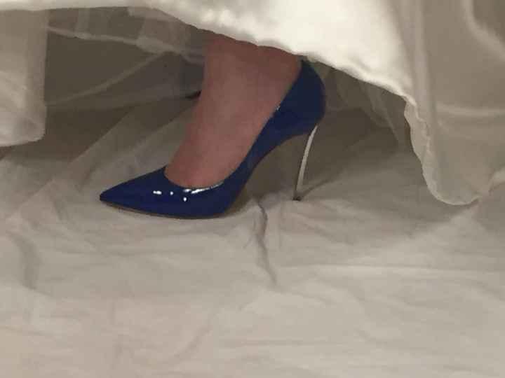 Help wedding shoes - 1