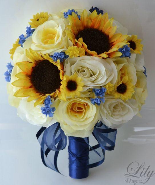 Bouquet Matrimonio Girasoli : Bouquet girasoli consigli forum matrimonio