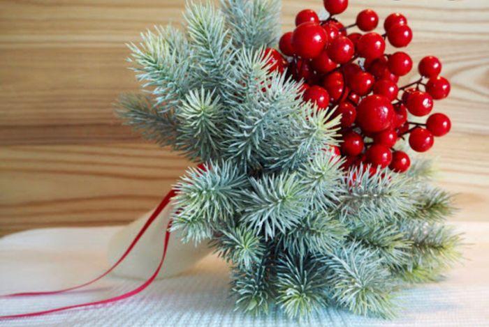 Bouquet natalizio 🎄 confido in voi colleghe 😎 1
