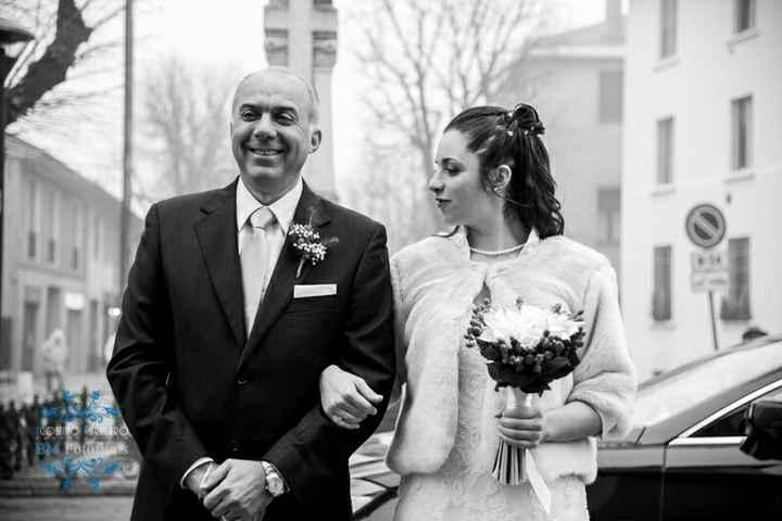 Pellicciotto per spose invernali - 1