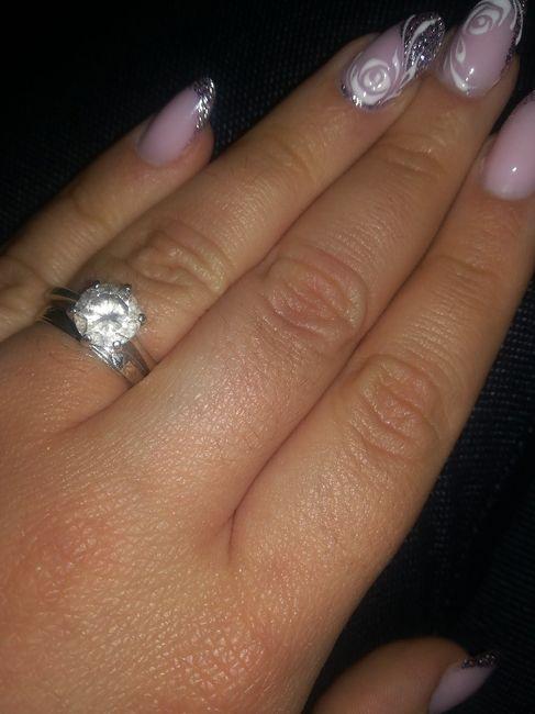 Mi fate vedere il vostro anello della proposta?? 15