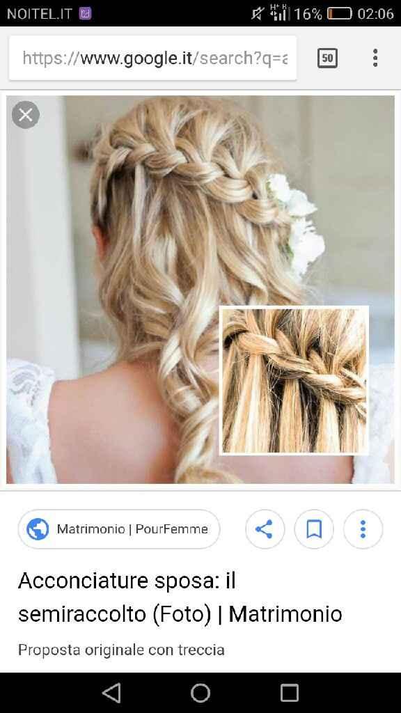 Idee per capelli raccolti di lato - 3