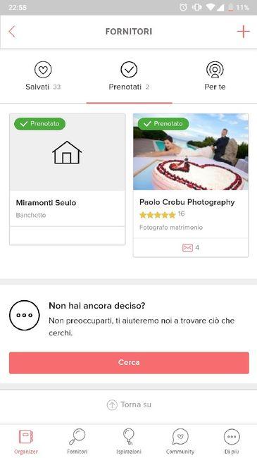 Condividi lo screenshot dei tuoi fornitori 5