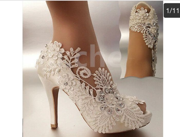 Scarpe da sposa 4